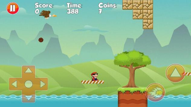 Macro Jungle Advanture apk screenshot
