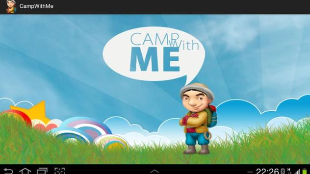 Camp With ME poster