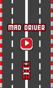 Mad Driver poster