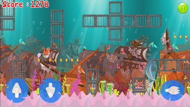 little mermaid sea adventure apk screenshot