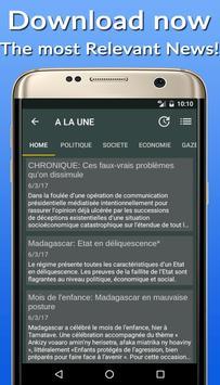 News Madagascar Online screenshot 5