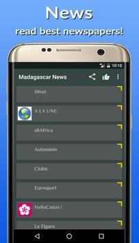 News Madagascar Online poster