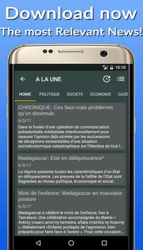 News Madagascar Online screenshot 1