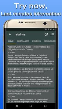 News Madagascar Online screenshot 2