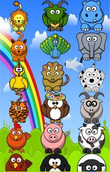 Tic Tac Toe for Kids- Animals screenshot 2