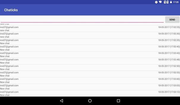 Chatix - a new communication screenshot 2