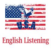 English Listening - English Conversations icon