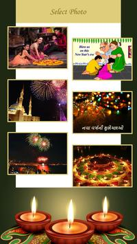 NewYear 2018 Music Video Maker With Photos poster