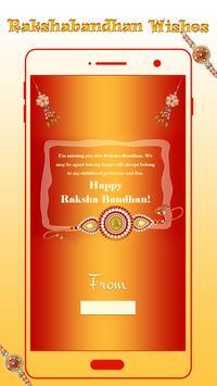 Rakshabandhan Wishes & Rakshabandhan Greetings poster