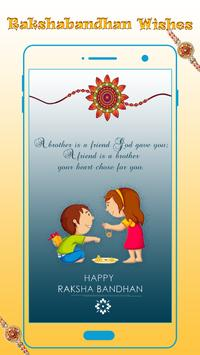 Rakshabandhan Wishes & Rakshabandhan Greetings apk screenshot