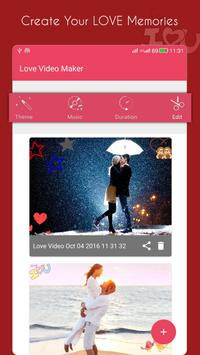Love Photo Video Maker poster