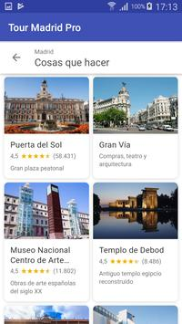 Turismo Madrid PRO - Travel Guide of Madrid screenshot 1