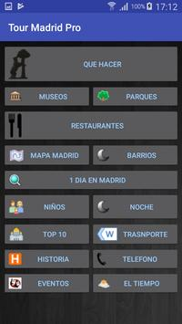 Turismo Madrid PRO - Travel Guide of Madrid screenshot 2