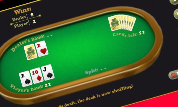 Magic Blackjack screenshot 2