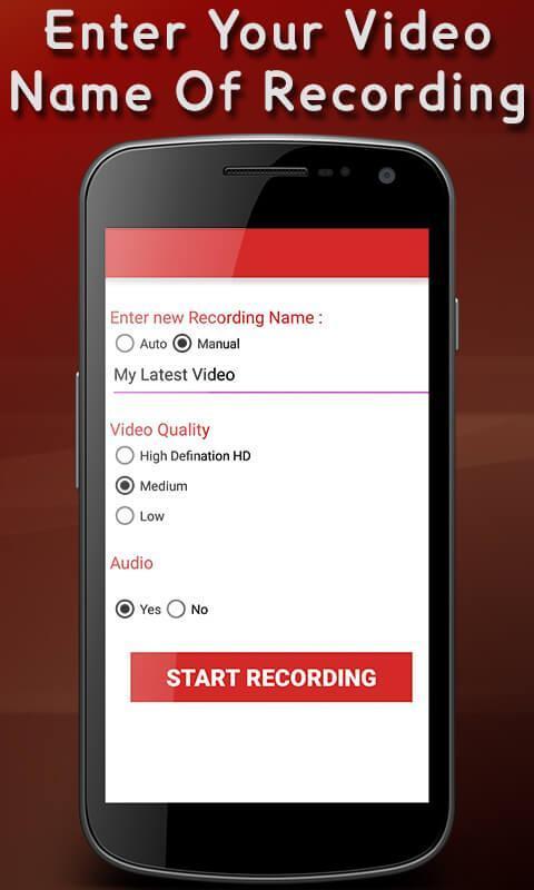 Easy screen recorder no root скачать 4. 2. 0. 4 на android.