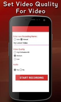 Download easy screen recorder no root v3. 9. 9. 7 apk android app.