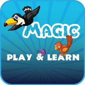 Magic Play & Learn icon