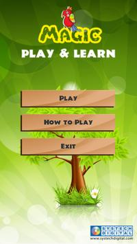 Magic Play & Learn poster
