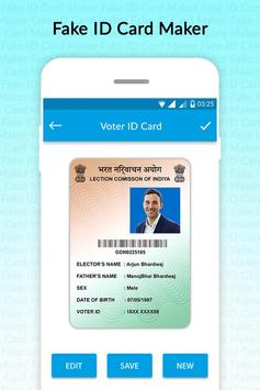 Fake ID Card Generator apk screenshot