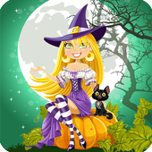 Magic Witch Puzzle - Match 3 icon