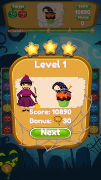 Magic Witch Puzzle - Match 3 screenshot 9