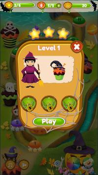 Magic Witch Puzzle - Match 3 screenshot 1