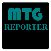 MTG Reporter Life Counter icon