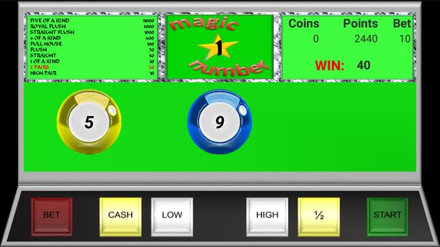 Magic Video Poker screenshot 11