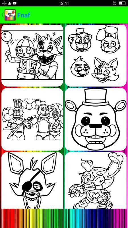 Dibujos Animados Para Colorear For Android Apk Download