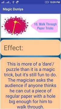 Best Magic Tricks Ever 2017 apk screenshot