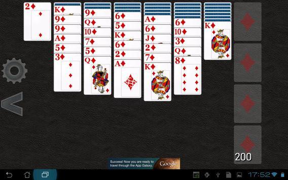 Russian Solitaire HD apk screenshot