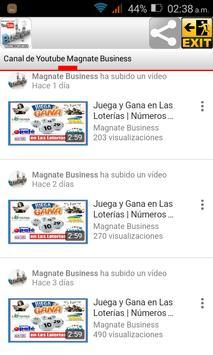 Magnate Business:Canal Youtube apk screenshot
