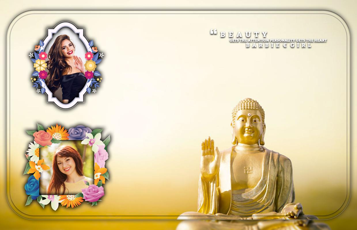 Buddha Purnima Photo Frame for Android - APK Download