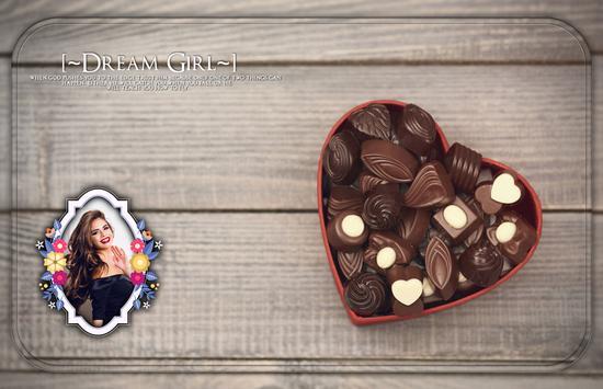 Chocolate Photo Frame screenshot 2