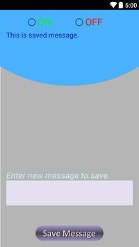 DNDSMS(Do Not Disturb SMS) apk screenshot