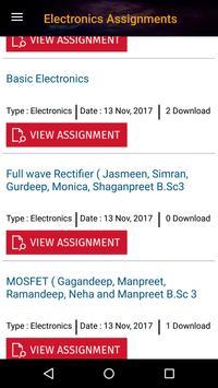 ElectronicsTutors screenshot 1