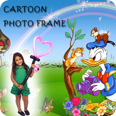 Cartoon Photo Frames icon