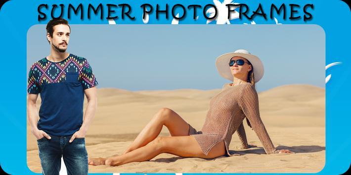 Summer Photo Frame screenshot 2