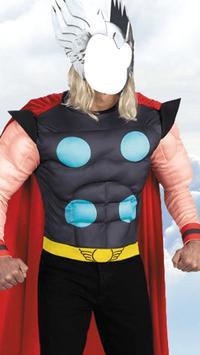 Super Hero Photo Suit screenshot 1