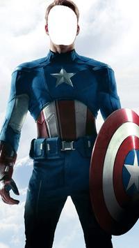 Super Hero Photo Suit screenshot 4