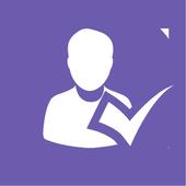 E-Attendance QR Code icon