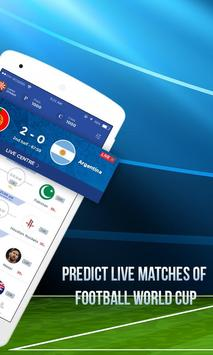 PredCred - Live Match Prediction App apk screenshot