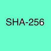 SHA-256 Encoder icon