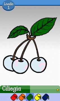 Disegnare frutta screenshot 8