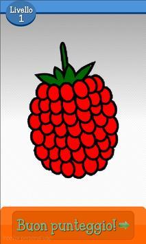 Disegnare frutta screenshot 9