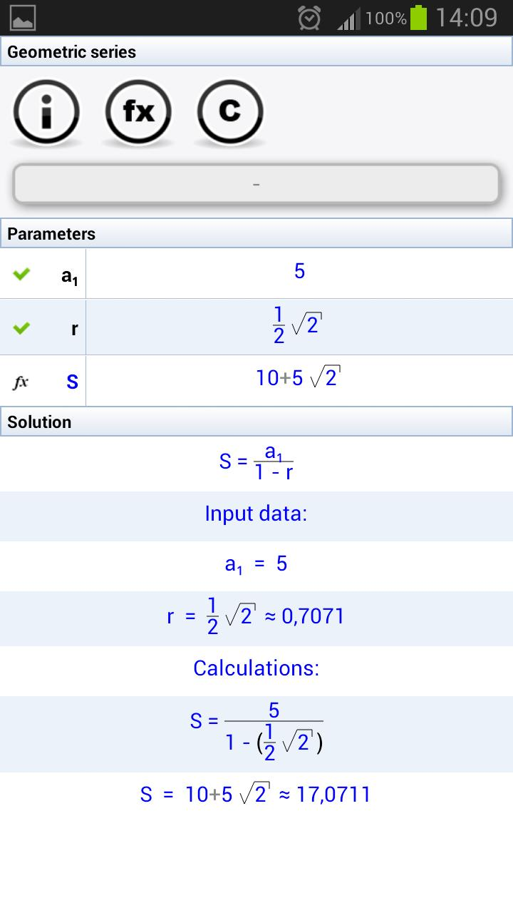 Math Sequences for Android - APK Download