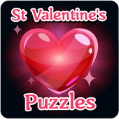 St. Valentine's Day Jigsaw Puzzles icon