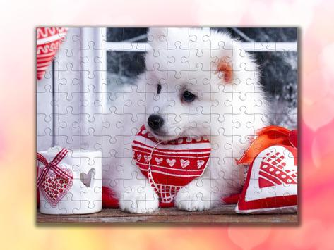 St. Valentine's Day Jigsaw Puzzles screenshot 2