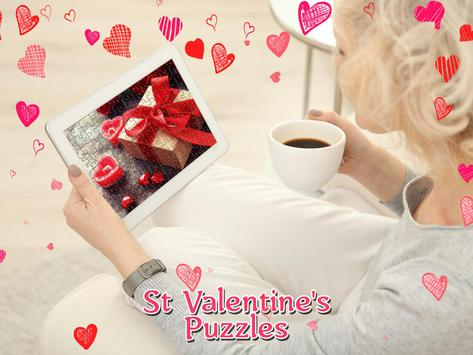 St. Valentine's Day Jigsaw Puzzles screenshot 3