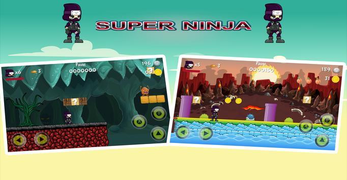 Super Ninja apk screenshot